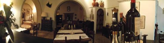 Santa Barbara de Nexe, Portugal : Cosy lounge