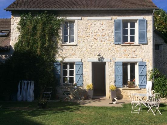 Eure, France : Maison principale