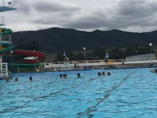 Olympic Swimming Complex