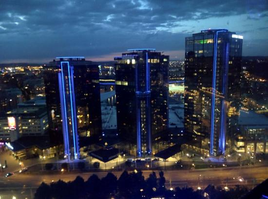 Gothia Towers - Picture of Gothia Towers, Gothenburg - TripAdvisor