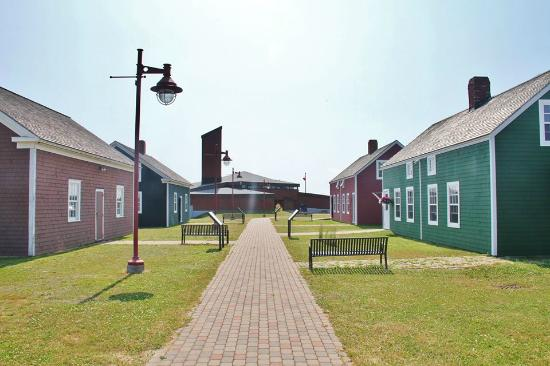 Glace Bay, Canada: The Cape Breton Miners Museum