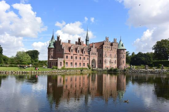 Castillo Egeskov: Castle