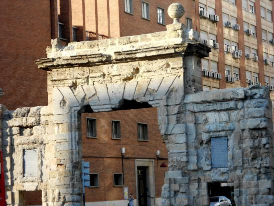 Puerta del Carmen: detalle