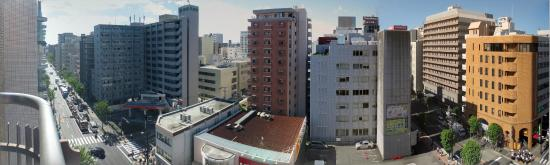 Dai-ni Sunny Stone Hotel: vista externa