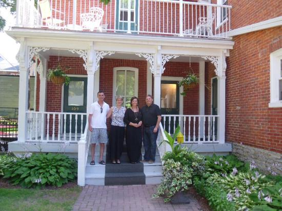 Merrill Inn: A beautiful historic inn in downtown Picton.