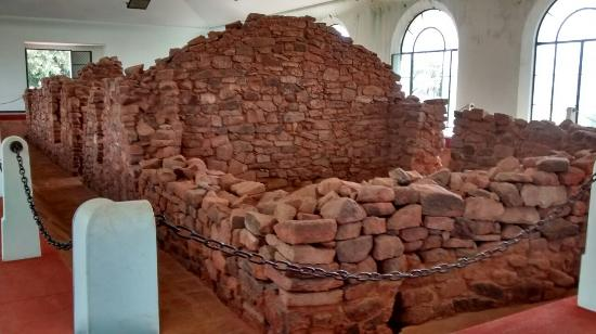 Foto de el templete casa natal de jose de san martin yapey ruina jesuita en yapeyu tripadvisor - Casa de san martin ...