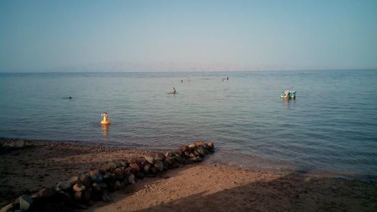 El Primo Hotel Dahab: Playa cercana