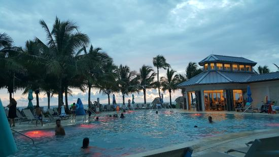 Naples Beach Hotel And Golf Club Main Pool