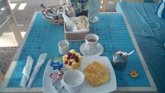 El Primo Hotel Dahab: Desayuno #2