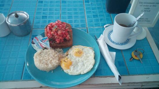 El Primo Hotel Dahab: Desayuno #1