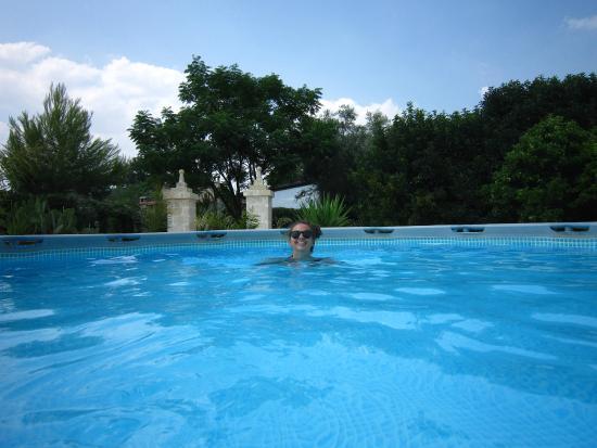 My Life Country House: het zwembad