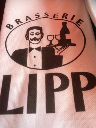Brasserie Lipp på Avenyen er bestemt et besøg værd!