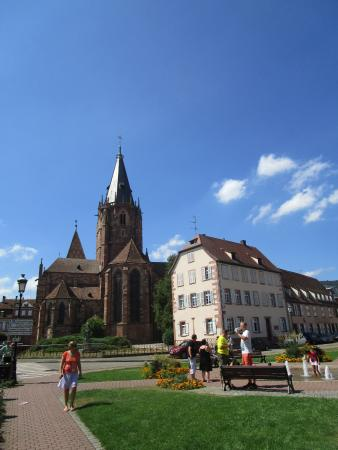 Wissembourg, Francja: Dom