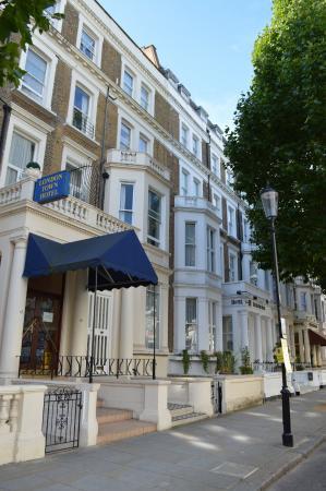 London Town Hotel : Het hotel