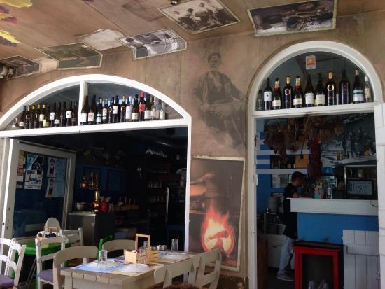 Griechenland Küche   Echte Griechische Kuche In Sehr Schone Atmosphare Das Ist Fur Mich