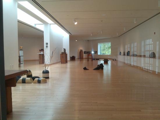Noguchi Museum : upstairs front room