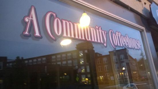 Winthrop, ME: Your Local Community Coffeehouse and Cafe!