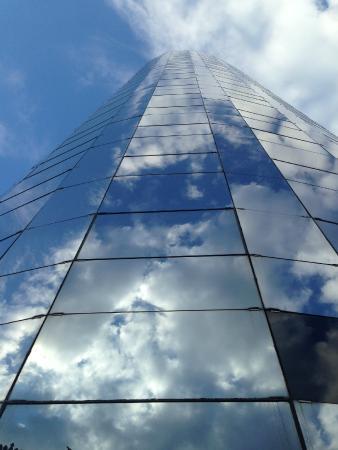 Bucharest Step By Step: Skytower in Bucharest