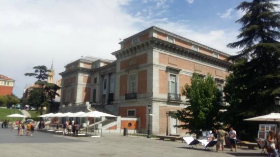 Prado National Museum: Jardins do Museu do Prado