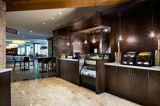 The Westin Harbour Castle, Toronto: Harbour Coffee Bar