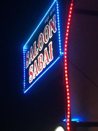 Saloon Sabai