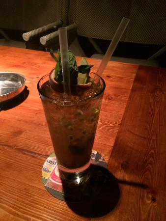 Chilli Beach Bar: Passion mojito