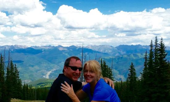 top of beaver creek mountain in summer just engaged picture of rh tripadvisor com