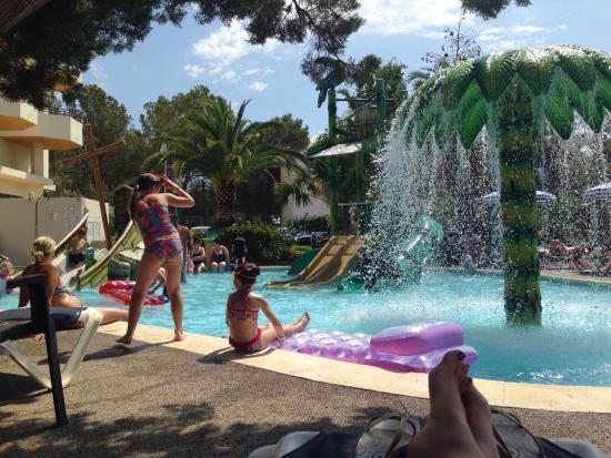 Fiesta Hotel Tanit: Lovely kids pool!