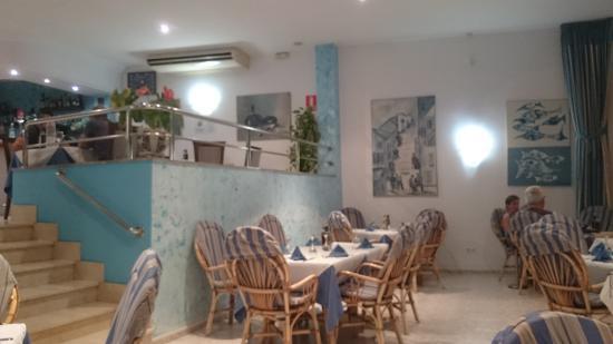 Restaurant Blue Maritim