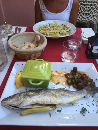 La cuisine de César : Merci au chef cuisinier pour ces excellents plats !