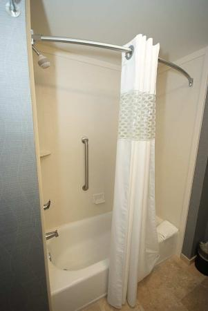 Vineland, NJ: Accessible Shower