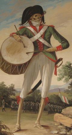 S. Grata Inter Vites: il tamburino