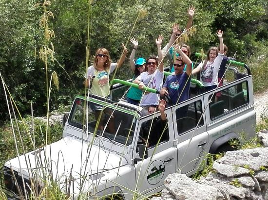 ‪Jeep Safari Menorca‬