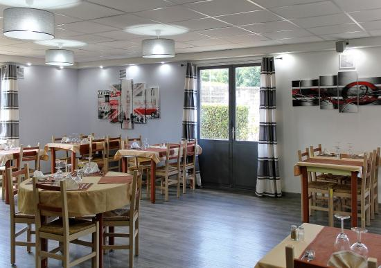 Les Mureaux, Frankrig: Restaurant