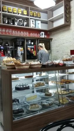 Santo Cafe Confeitaria