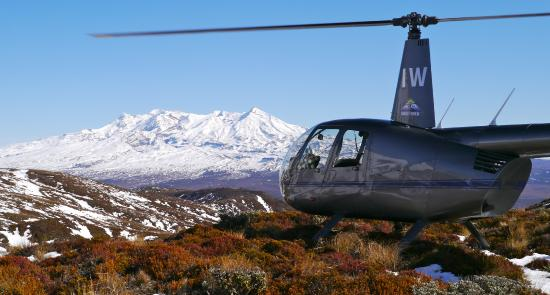 Heli Adventure Flights