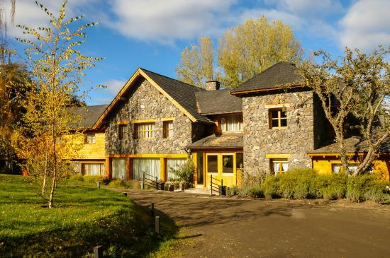 La Escondida Casa de Huéspedes & SPA, hoteles en Villa La Angostura