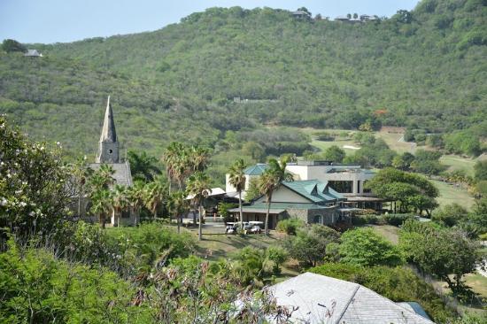 Canouan Estate Villas & Residences: in the resort