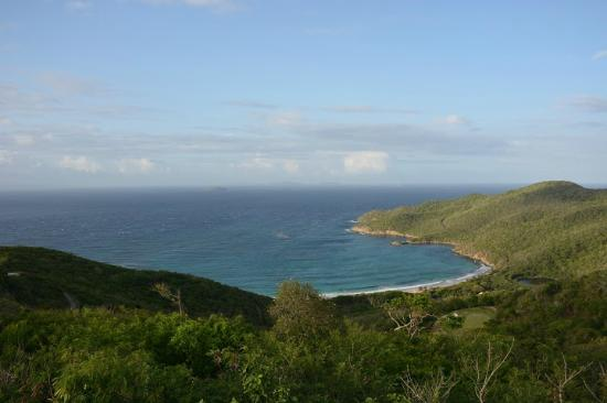 Canouan Estate Villas & Residences: View from Top of Golf