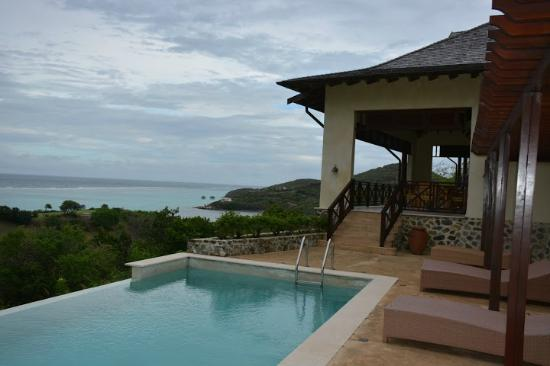 Canouan Estate Villas & Residences: Our Private Pool