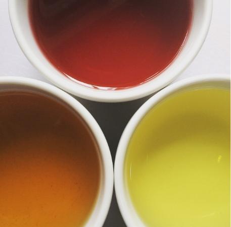 The Borough Cafe: Speciality Teas