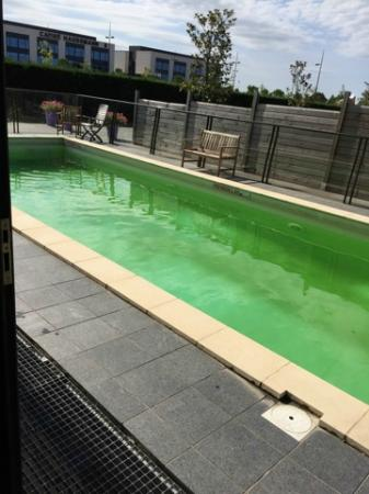 piscine l 39 algue picture of clarion suites senart paris