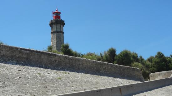 Phare picture of phare des baleines saint clement des - Office du tourisme saint clement des baleines ...
