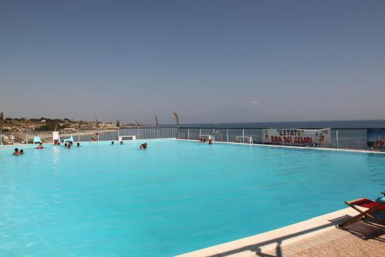 Hotel villa dei cesari augusta italie voir les tarifs - Villa mirabilis piscina ...