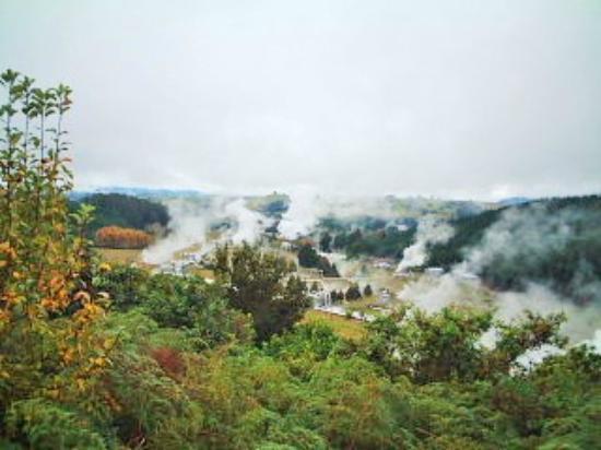 Wairakei Geothermal Power Station Visitor Center: Wairakei Geothermal Power Station