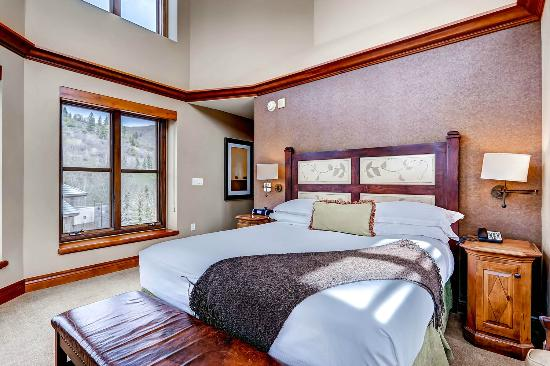 The Residences at Park Hyatt Beaver Creek: Bedroom Suite