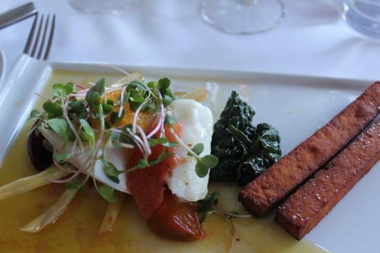 Ocean Cape Arundel Inn: The cod dinner was delicious
