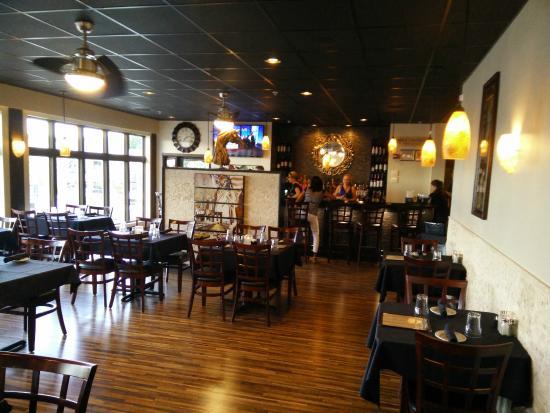The Porterhouse Steak Scotch Seafood Dining Room