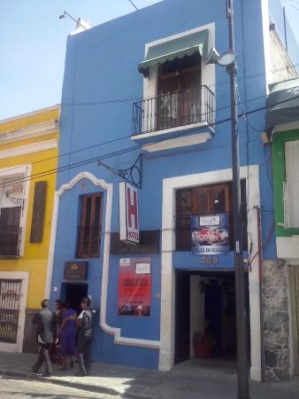Foto de hotel casa abolengo puebla frente tripadvisor for Hotel casa de los azulejos tripadvisor
