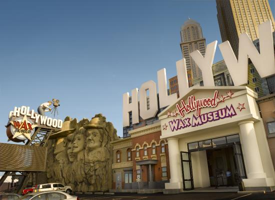 Hollywood Wax Museum - Branson MO